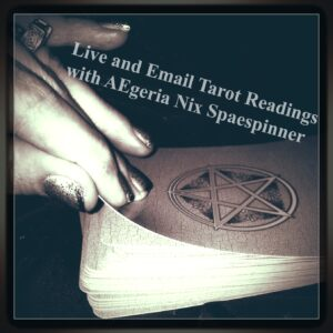 Live and email Tarot readings