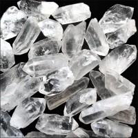 quartz points