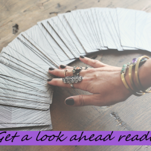 Look ahead readings