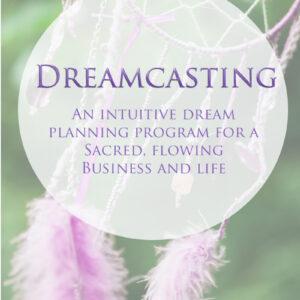 Dreamcasting planner book
