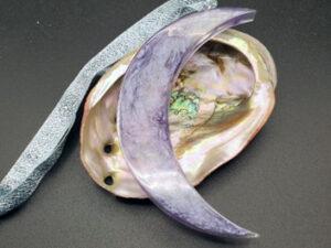 lavender moon suncatcher