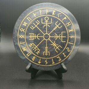 black rune vegvisir board