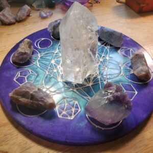 Sacred geometry and chakras
