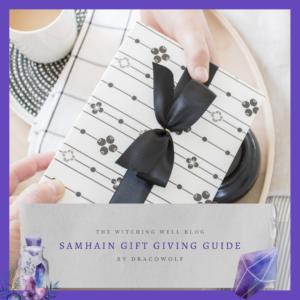Samhain gift giving guide